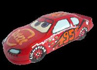 7211 Race Car Bank