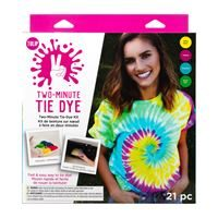 43189 Tulip Two-Minute Tie Dye Kit