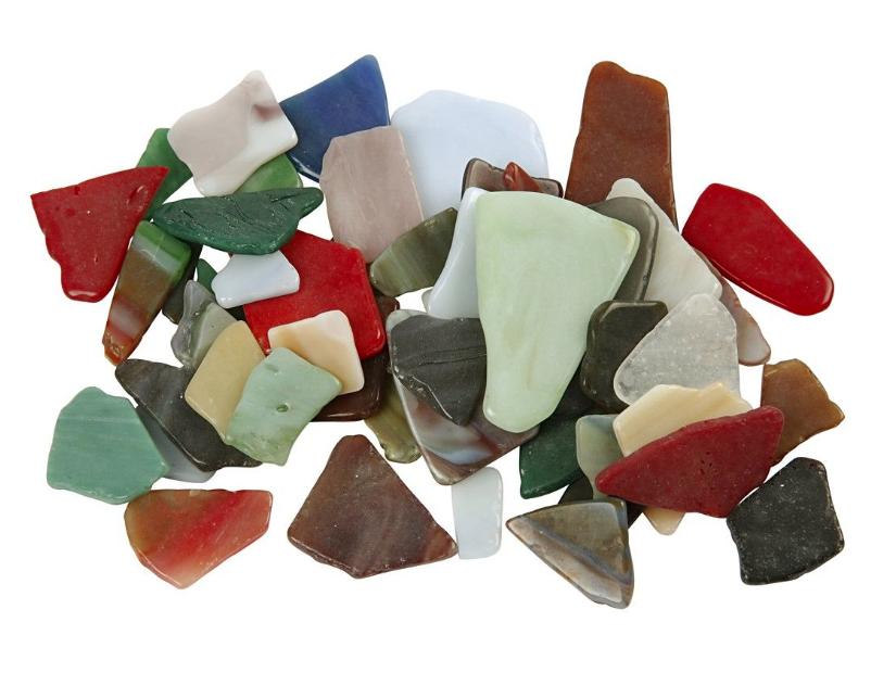 CH55548 Mosaics- Assorted Colours