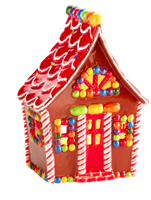 5291 Gingerbread House