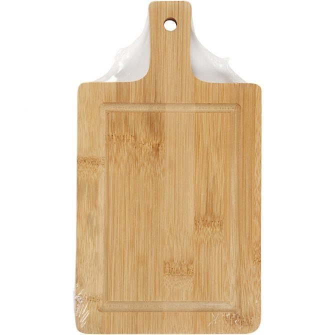 CH56871 Square Chopping Board Wooden (3)