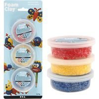 CH78139 Foam Clay Triple Pack 3 x 14g