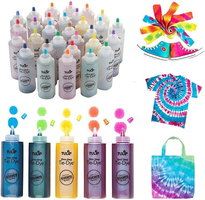 Tulip® XLG Ultimate Summer Bundle Tie Dye Kit