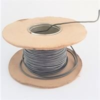 Black Heat Resistant Cable