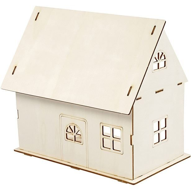 CH57870 Doll House Construction Kit