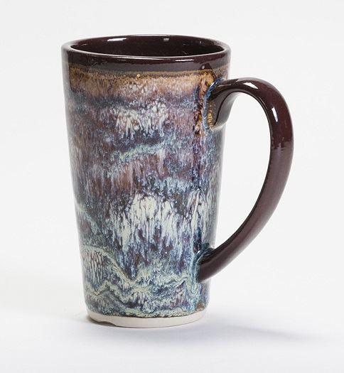 Stoneware Latte Cup