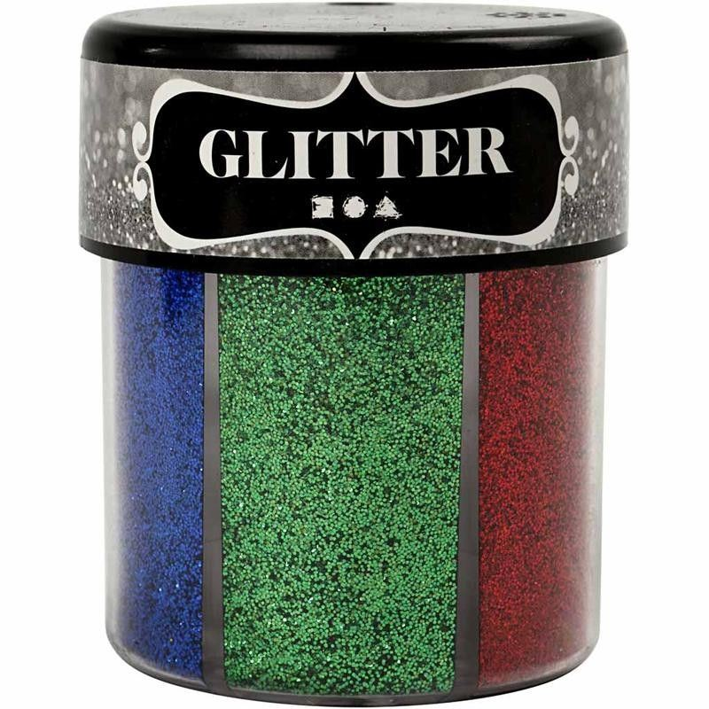 CH28429 Glitter Assorted Colours