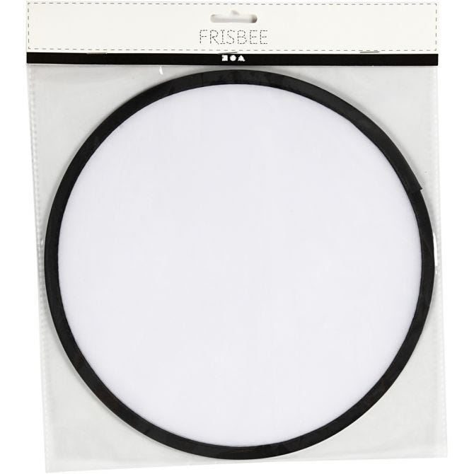 CH474310 Frisbee for decorating 25cm in pack