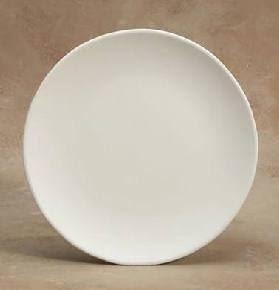 Tuscany Coupe Dinner Plate - 27.9cm D