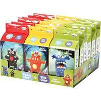 CH100618 Ugly Monster Foam Clay Set 18