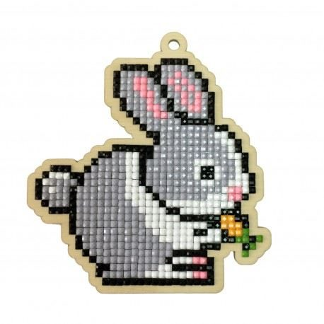 Rabbit - 5D Diamond Art Painting Kit