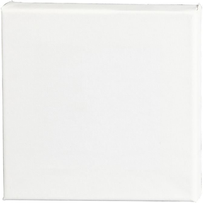 White Canvas Panel (30 x 30cm) Pack of 6