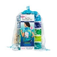 Beachy Blues Tie Dye Backpack Kit