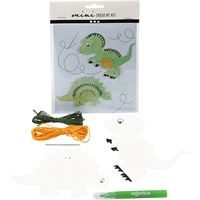 CH977217 Mini Creative Kit - Embroidery Figure (Dinosaur).1