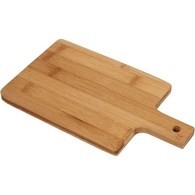 CH56871 Square Chopping Board Wooden (2)