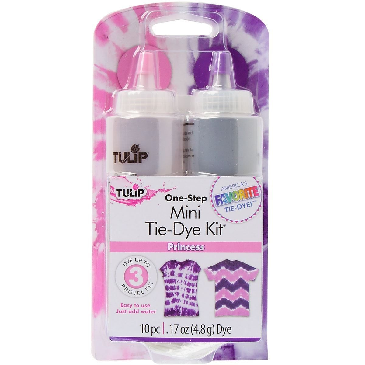 Tulip Princess One-Step Mini Tie-Dye Kit