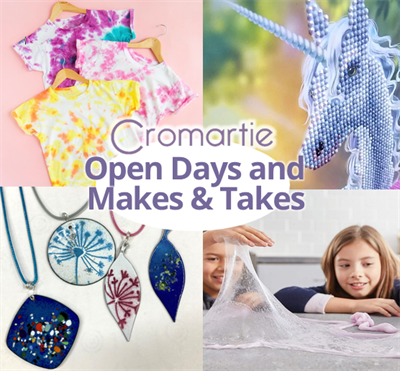 October Trade Open Days & Makes & Takes