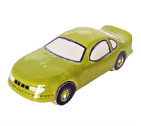 7037 Race Car Collectible