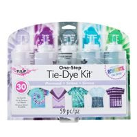 Mermaid 5 Colour Tie Dye Kit