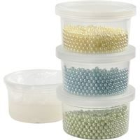 Pearl Clay Light Blue Green Yellow 78726 tubs
