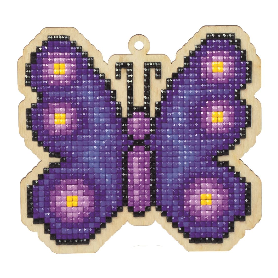WW117 Butterfly Diamond Art Painting Kit