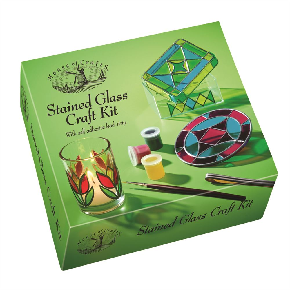 HC530-Stained-Glass Kit