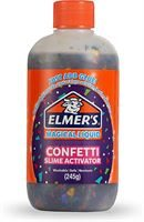 Elmers Confetti Magical Liquid for Slime Making 245g