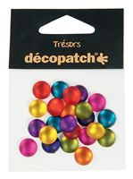 BJ005 Flashy Decopatch Gems- Pack of 60