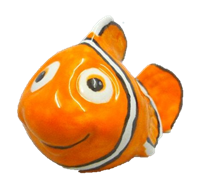 Clown Fish Collectible