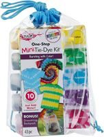 Tulip® Mega Drawstring Bag Tie Dye Kit