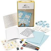 CH97067 DIY Paper  Kit- Summer Fun Paint and Play
