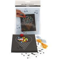 CH977216 Mini Creative Kit - String Art (Ice Cream Cone)