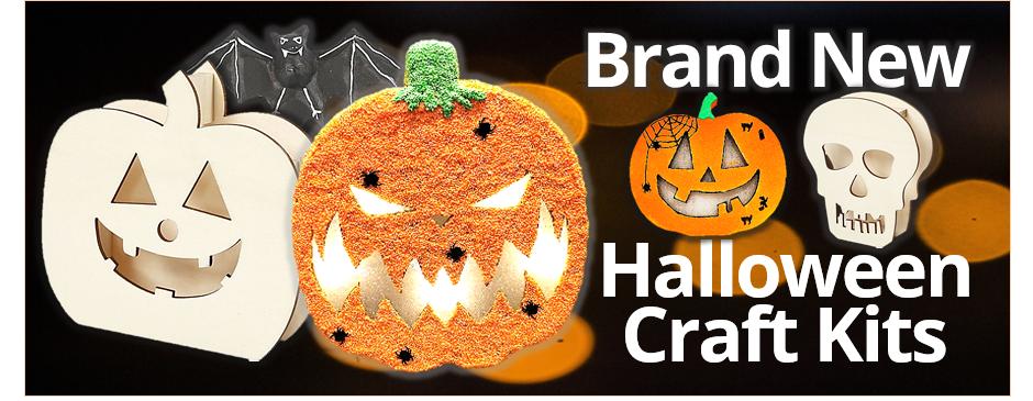 New Halloween Crafts