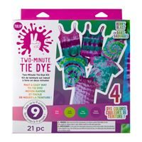 Tulip® Berry Blast Two-Minute Tie-Dye Kit