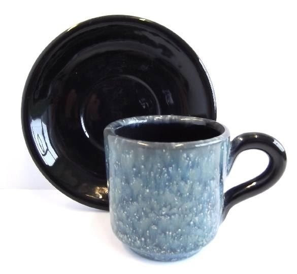 4001 espresso cup and saucer pair