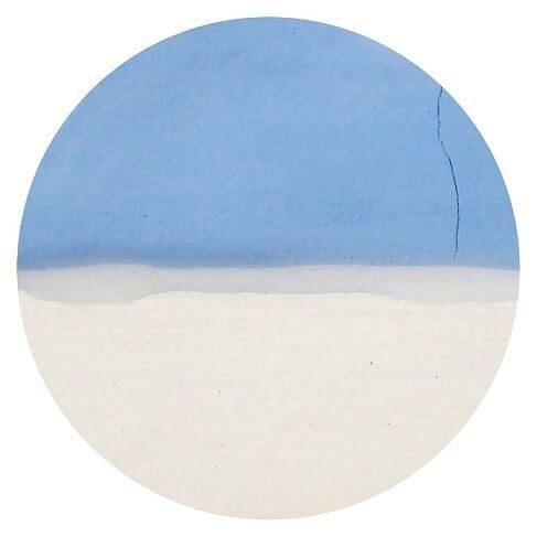 Blue Liquid Decorating Slip