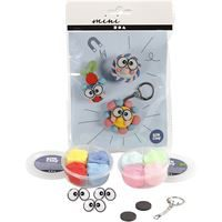 CH977222 Mini Silk Clay Kit - Figures Big Eyes
