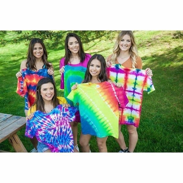 Tulip® One-Step XLG Tie Dye Kit for 6