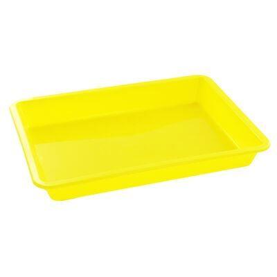 Plastic Craft Trays (3 pack)