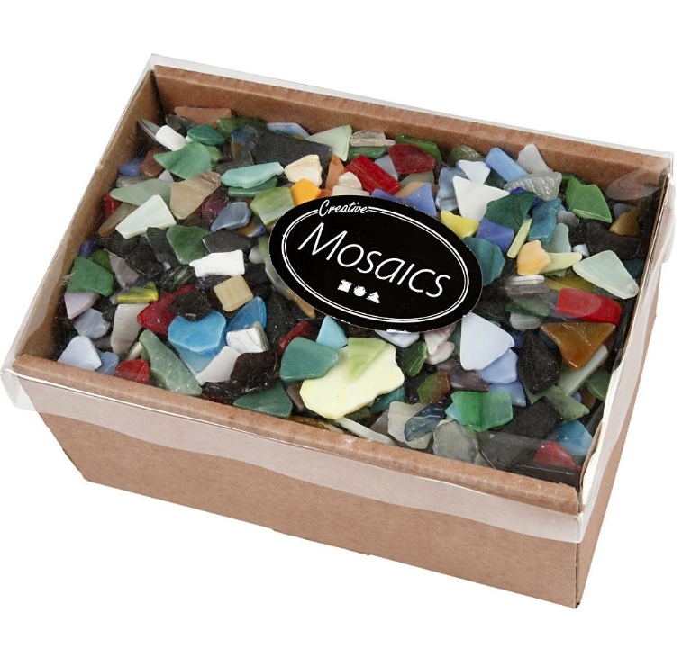 CH55527 Mosaics Assorted Colours in case