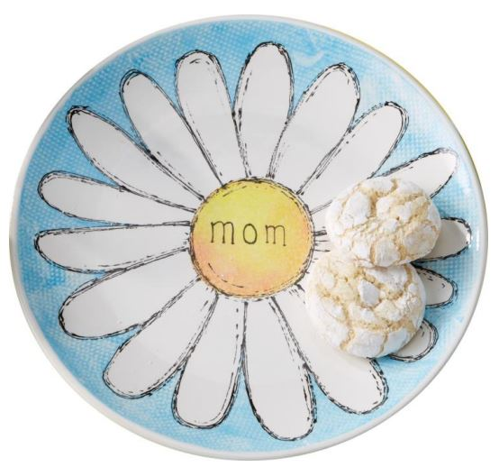 1005 Coupe Dinner Plate- Mom Design