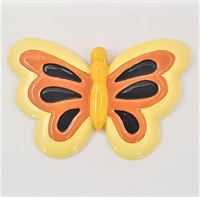 Butterfly Wall Plaque 7041