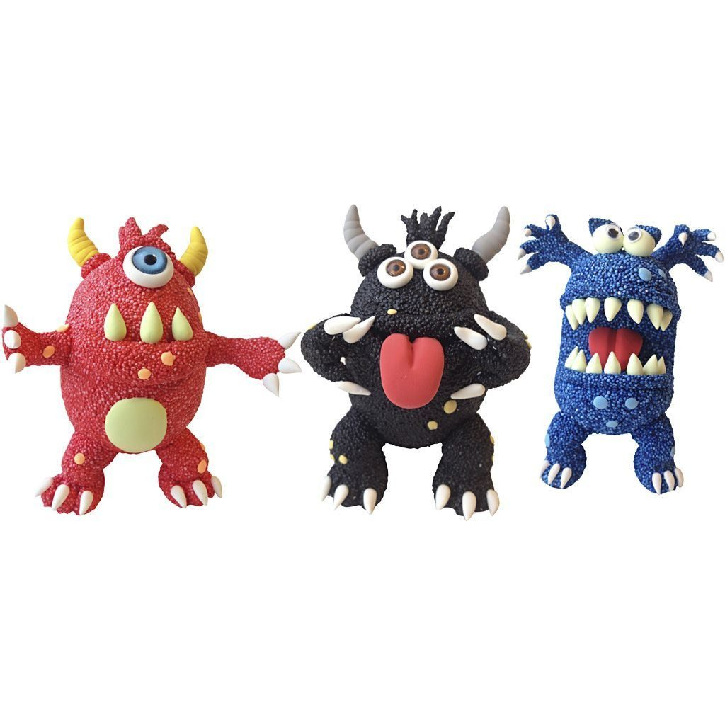 100618 Funny Monsters