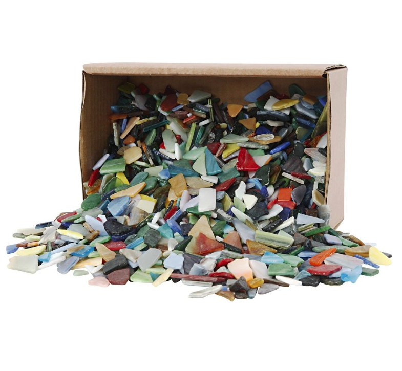 CH55527 Mosaics Assorted Colours