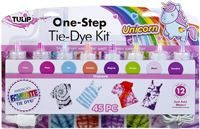 Unicorn 8 Colour Tie Dye Kit