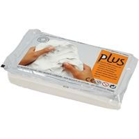 CH789050 Self Hardening Modelling Clay - White 1kg