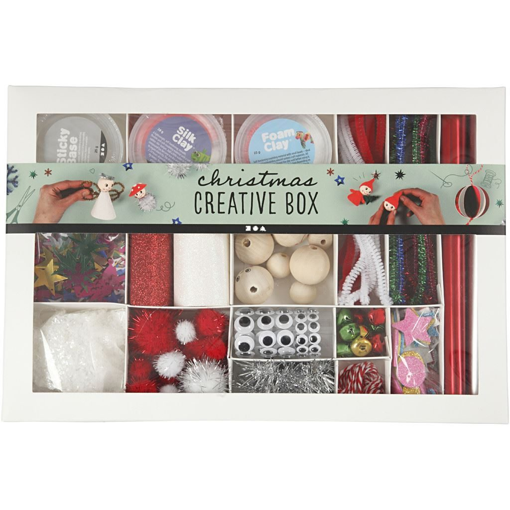 Magical Christmas Creative Craft Gift Box 54451 boxed