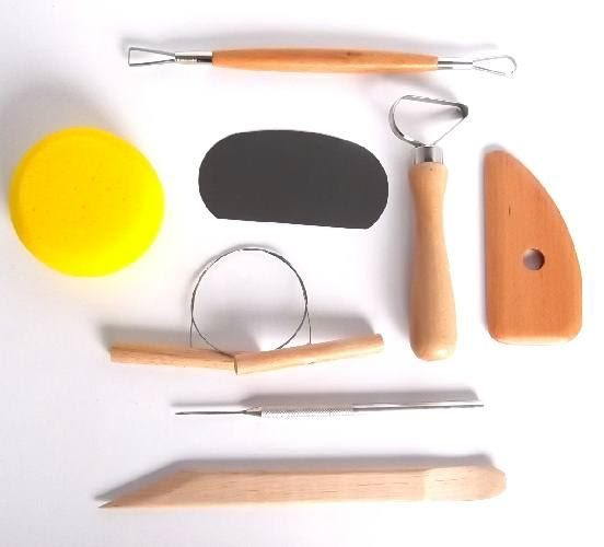 CH6051E Wooden Tool Kit- tools only