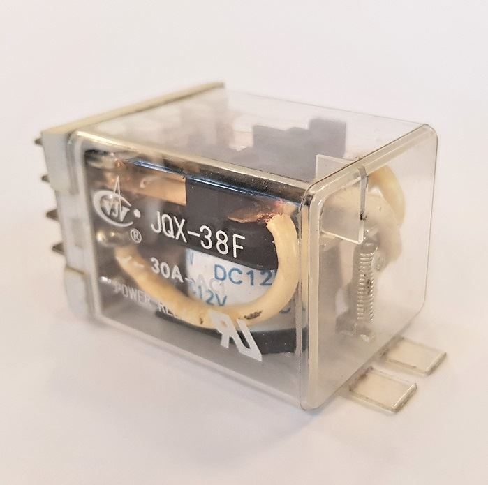 CH9241 Perfect Fire Relay