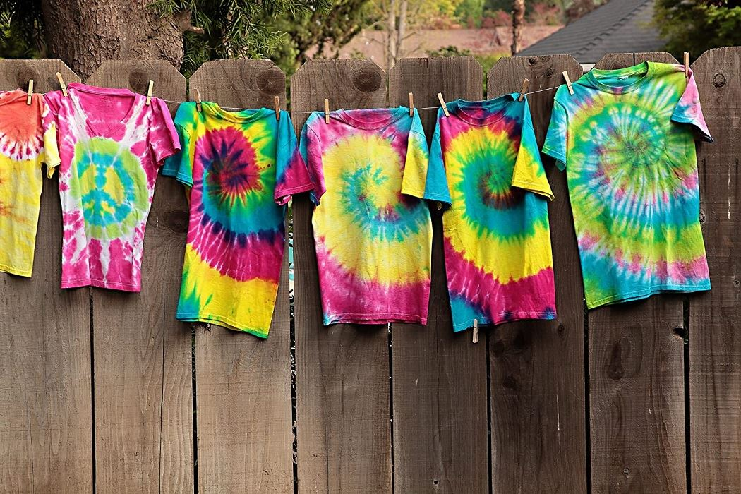 Multi Big Box Party Kit - Tie Dye